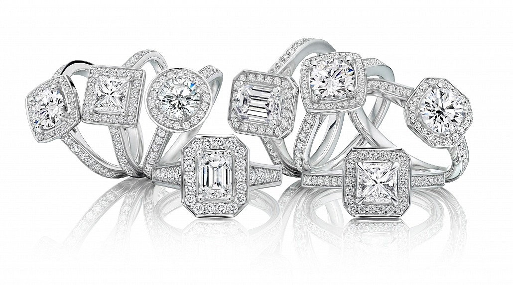 Baldwin Jewellery Engagement Rings